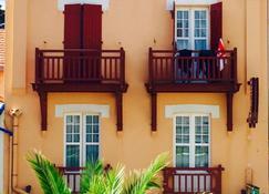 Hotel Palym - Biarriz - Edificio