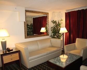 Bedford Plaza Hotel - Boston - Bedford - Huiskamer