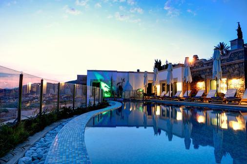 Regnum Escana Boutique Hotel - Αλικαρνασσός - Πισίνα