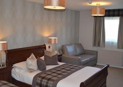 博福特酒店 - 印威內斯 - 因弗內斯 - 臥室