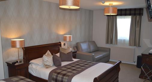 Beaufort Hotel - Inverness - Bedroom