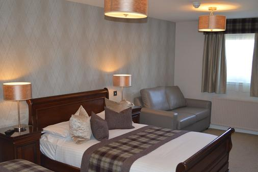 Beaufort Hotel - Inverness - Bedroom