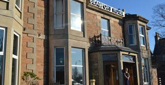 Beaufort Hotel - Inverness - Bygning