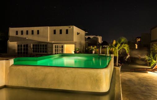 Quinta Margarita Boho Chic Hotel - Playa del Carmen - Edificio