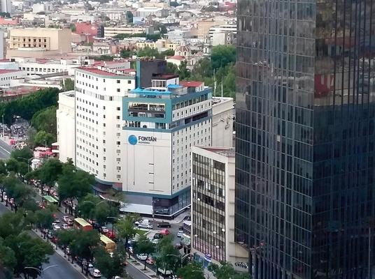 Hotel Fontan Reforma - Πόλη του Μεξικού - Κτίριο