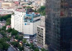 Hotel Fontan Reforma Mexico - Mexico City - Building
