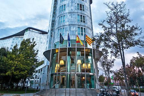 塞爾科特爾索羅拉宮酒店 - 瓦倫西亞 - 瓦倫西亞 - 建築