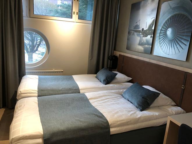 Airport Hotel pilotti - Vantaa - Bedroom