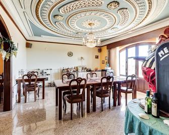Casa Deixa-O-Resto Guesthouse - Santo Andre - Ресторан