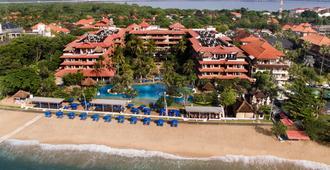 Hotel Nikko Bali Benoa Beach - South Kuta - Edificio