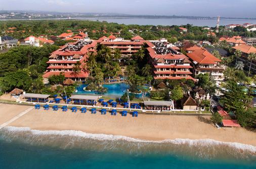 Hotel Nikko Bali Benoa Beach - South Kuta - Building