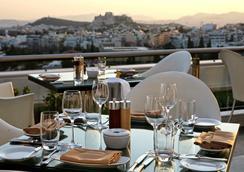 Athens Hilton - Ateena - Ravintola