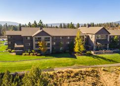 Running Y Ranch Resort - Klamath Falls - Building