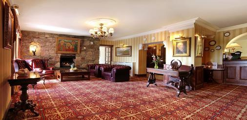 Abbeyglen Castle Hotel - Clifden - Aula