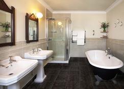 Abbeyglen Castle Hotel - Clifden - Baño