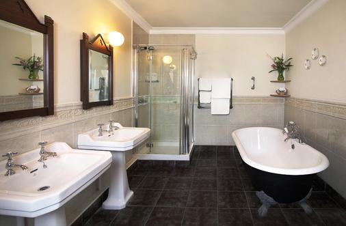 Abbeyglen Castle Hotel - Clifden - Bathroom