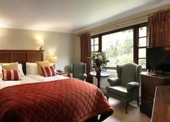 Abbeyglen Castle Hotel - Clifden - Schlafzimmer