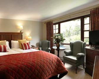 Abbeyglen Castle Hotel - Clifden - Bedroom