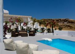 Naxian Utopia Luxury Villas & Suites - Agios Prokopios - Pool