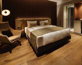 Hotel Meilenstein - Langenthal - Спальня