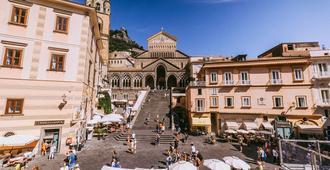 Albergo Sant'Andrea - Amalfi - Udsigt