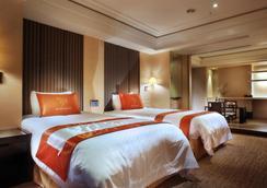 โรงแรมซันมูนเลค - ยูชิ - ห้องนอน