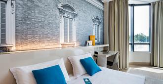 B&B Hotel Ravenna - ראבנה - חדר שינה