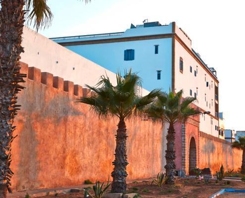 Heure Bleue Palais - Essaouira - Toà nhà