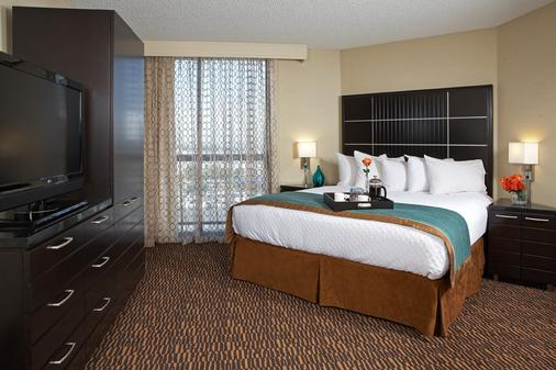 Embassy Suites by Hilton Los Angeles Int'l Airport North - Los Angeles - Bedroom