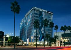 H Hotel Los Angeles, Curio Collection by Hilton - Los Angeles - Rakennus