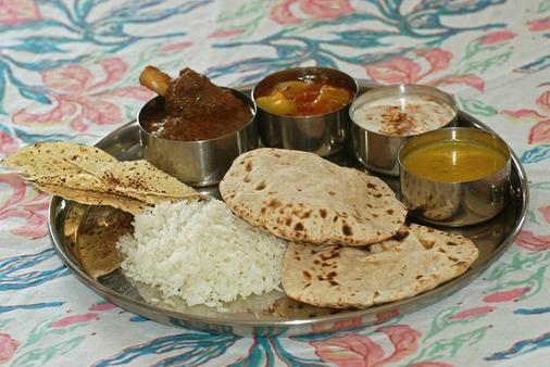 The Ajmer Bungalow - Ajmer - Food