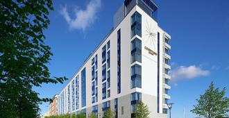 Courtyard by Marriott Stockholm Kungsholmen - Estocolmo - Edificio