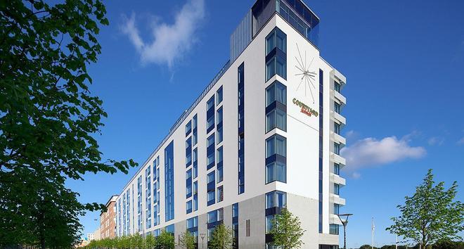 斯德哥爾摩國王島萬怡酒店 - 斯德哥爾摩 - 斯德哥爾摩 - 建築