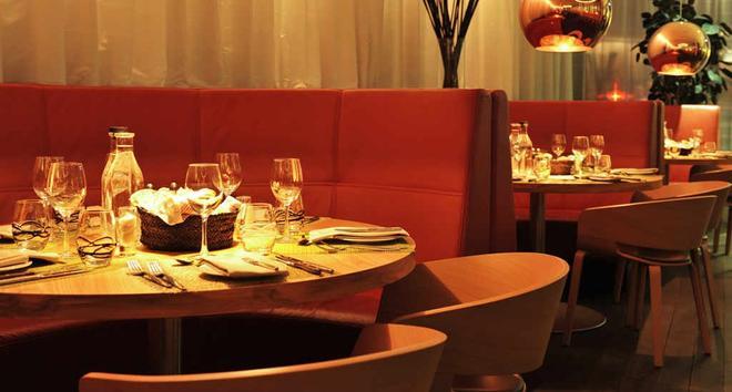 斯德哥爾摩國王島萬怡酒店 - 斯德哥爾摩 - 斯德哥爾摩 - 餐廳