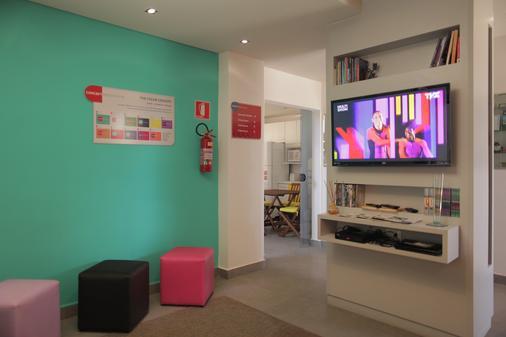 Concept Design Hostel & Suite - Foz do Iguaçu - Lobby