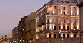 Radisson Sonya Hotel, St. Petersburg - San Petersburgo - Edificio