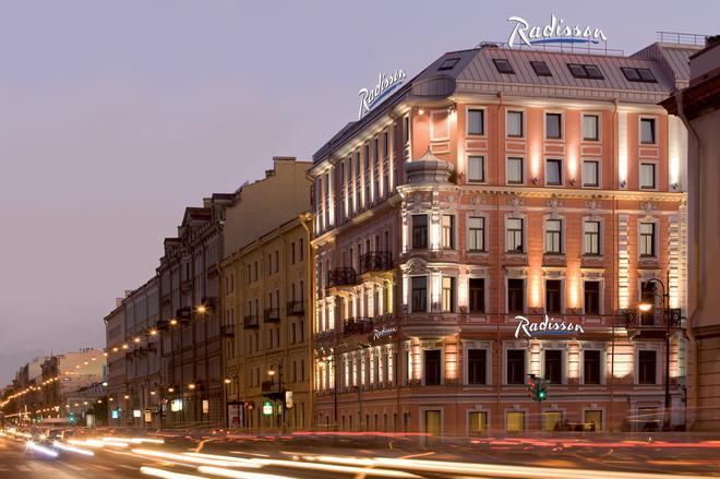 Radisson Sonya Hotel, St. Petersburg - Saint Petersburg - Building