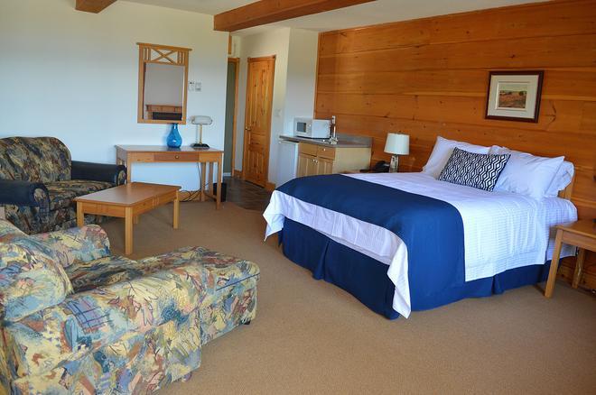 Terrace Suites - North Bay - Κρεβατοκάμαρα