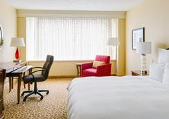 Crystal City Marriott at Reagan National Airport - Arlington - Bedroom