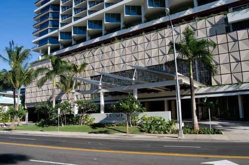 Jet Luxury @ The Trump Waikiki - Χονολουλού - Κτίριο