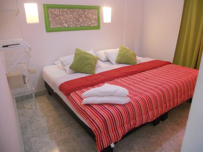 Patio de Getsemani - Cartagena - Bedroom