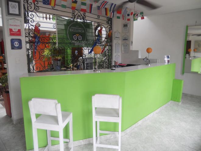 Patio de Getsemani - Cartagena - Lobby