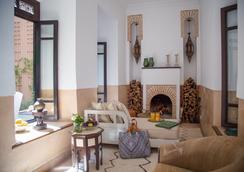 Riad Olema et Spa - Marrakesh - Lounge