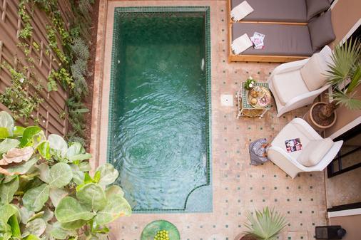 Riad Olema et Spa - Marrakesh - Balcony