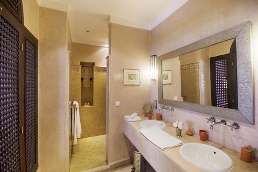 Riad Olema et Spa - Marrakesh - Bathroom