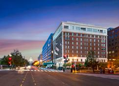 Phoenix Park Hotel - Washington D. C. - Edificio