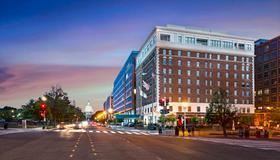 Phoenix Park Hotel - Washington D. C. - Edificio