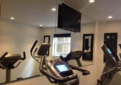 La Suite West - Hyde Park - Londres - Gimnasio