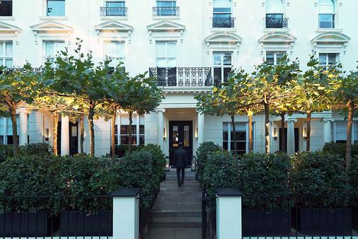 La Suite West - Hyde Park - Londres - Edificio