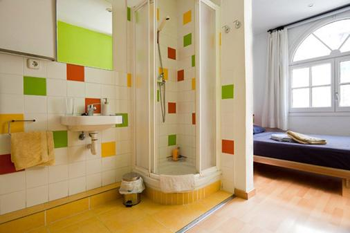 Nisia - Barcelona - Phòng tắm